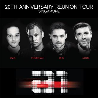 A1 To Reunite With All Four Members For First Time In Nearly 15 Years
