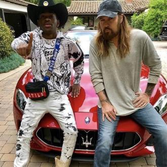 Billy Ray Cyrus had to cut marijuana from Old Town Road remix