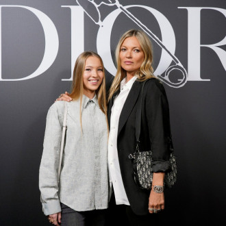 Kate Moss found it 'emotional' watching her daughter Lila make her runway debut