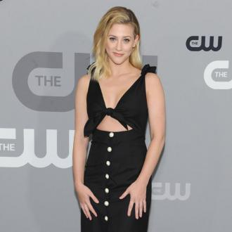Lili Reinhart Re-enters Therapy