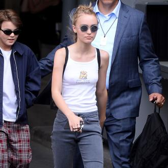 Johnny Depp's daughter isn't '100 percent straight'