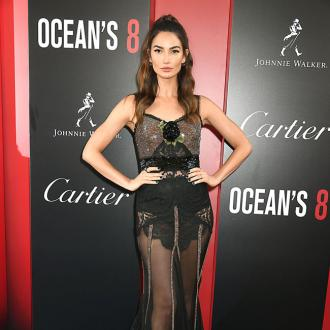 Lily Aldridge wants her own fashion line