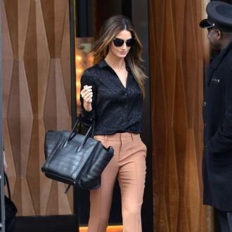 Lily Aldridge Launches Debut Fashion Line