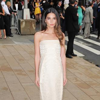 Lily Aldridge Keeping Wedding Dresses For Daughter