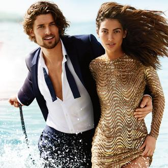 Lily Aldridge Will Never Forget Working With Mario Testino On Michael Kors Beauty Campaign