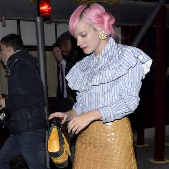 Lily Allen staying at hotel as 'marriage fears grow'