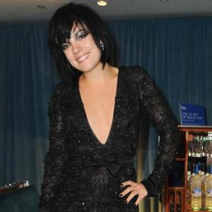 Lily Allen Treated For Whiplash