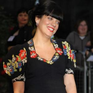 Lily Allen's Weight Worries