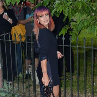 Lily Allen's music inspired by motherhood
