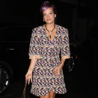 Lily Allen's daughter impaled