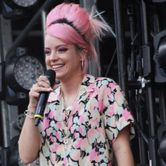 Lily Allen is divorced