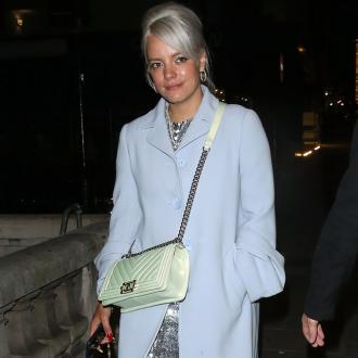 Lily Allen hints at 'devastating' news
