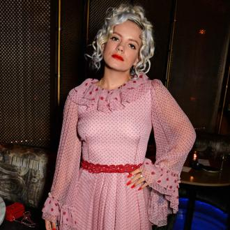 Lily Allen has 'erect lactating' third nipple