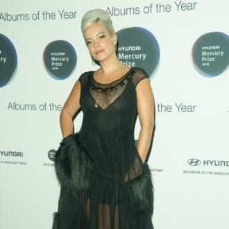Lily Allen's music is anti-Instagram