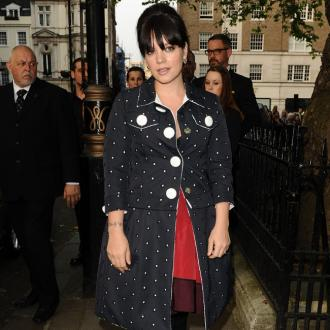 Lily Allen: Marriage is great