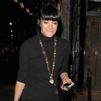 Lily Allen Gets 'Confused' About Pubic Hair