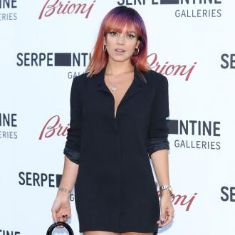 Lily Allen Launches Nail Collection