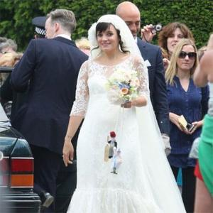 Lily Allen Marries Sam Cooper