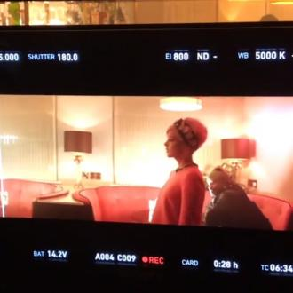 Lily Allen and Giggs tease Trigger Bang video