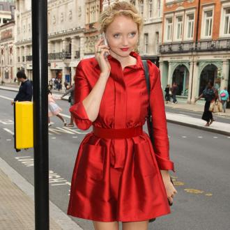 Lily Cole Keeps Herself Grounded