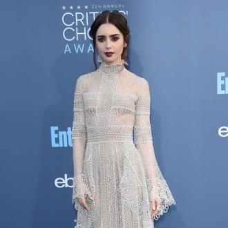 Lily Collins wants to be 'enough'