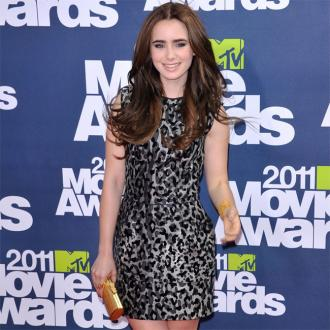 Lily Collins Would Consider Pop Stardom