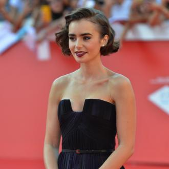 Lily Collins loves to mix designers with high street finds