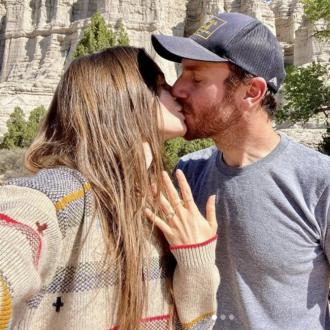 Lily Collins and Charlie McDowell engaged!