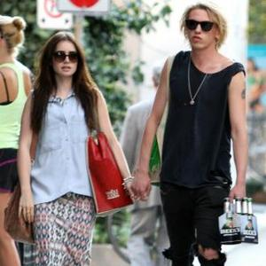 Lily Collins And Jamie Campbell Bower Date After He Splits From Bonnie Wright