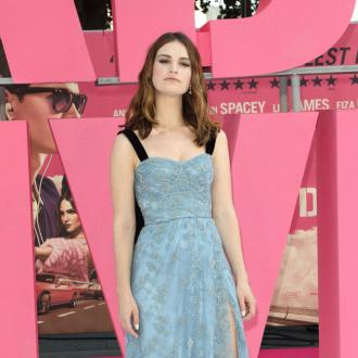 Lily James is a girl's girl, says Eiza Gonzalez