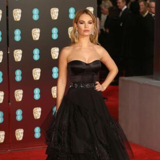 Lily James unsure of marriage