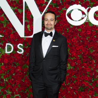 Lin-Manuel Miranda won't release Hamilton movie yet