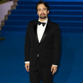 Lin-Manuel Miranda loved bringing his son on set for Mary Poppins Returns