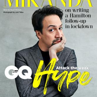 Lin-Manuel Miranda's race to get Hamilton on Disney+