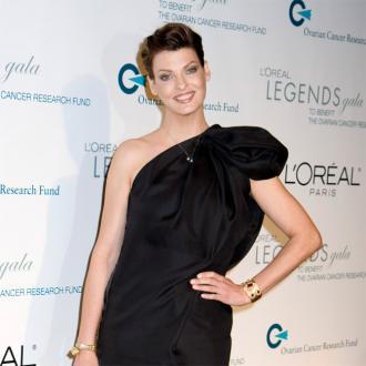 Linda Evangelista: being a supermodel is hard work