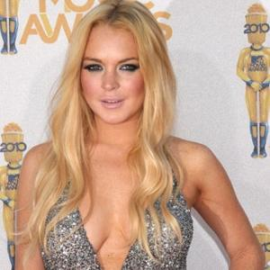 Lindsay Lohan Meets With 'Second Mother'