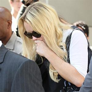 Lindsay Lohan Sentenced