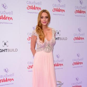 Lindsay Lohan stays silent over Christmas lights switch on