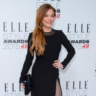Lindsay Lohan Creates Charity Apparel Line