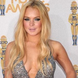Lindsay Lohan Posts Bail