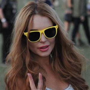 Lindsay Lohan Attending White House Dinner
