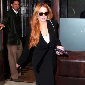 Lindsay Lohan To Appear With Male Porn Star