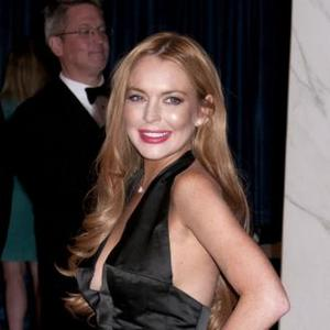 Lindsay Lohan Plays Down Hotel Collapse