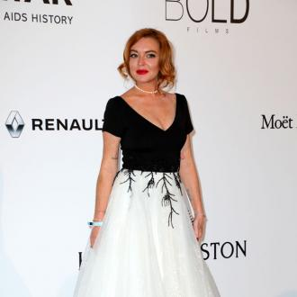Lindsay Lohan Found Peace Away From Hollywood