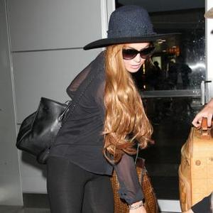 Lindsay Lohan's Alcohol-free Night