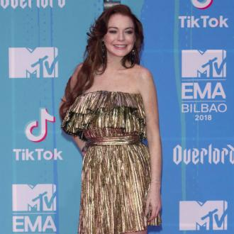 Lindsay Lohan splits from secret boyfriend