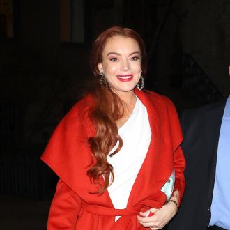 Lindsay Lohan 'moving forward' with new song Xanax