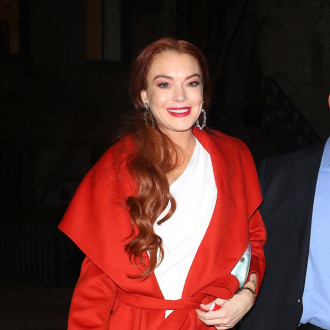Lindsay Lohan lands Christmas romantic comedy with Netflix