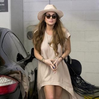 Lindsay Lohan Feels 'Set Up'