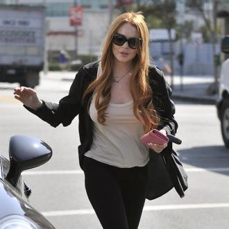 Lindsay Lohan Had Asthma Attack